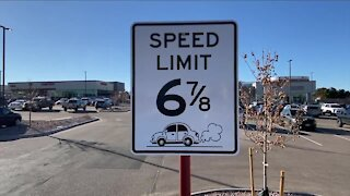 What's Driving you Crazy? Speed Limit signs with fractions