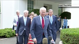 President Biden visiting La Crosse Tuesday to promote infrastructure package