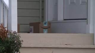 National Package Protection Day warns of porch thefts
