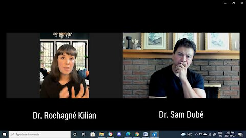 """The 5th Doctor - Ep. 5: """"DID WE EVER ASK GRANNY?"""" Dr. Rochagné Kilian Exposes Health Care Corruption"""