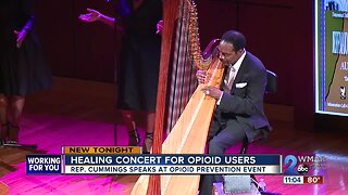 Fighting the opioid epidemic through music