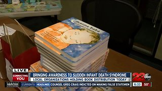 Kern County Public Health: Brining awareness to sudden infant death syndrome