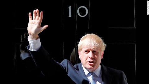 Boris Johnson's G7 Badge Blunder - Carrie Symonds Aleister Crowley Tribute