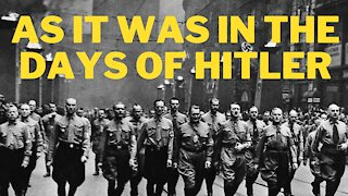 As it was in the Days of Hitler, So it is Today | Prophecy Update with Tom Hughes & Olivier Melnick