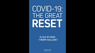 THE GREAT RESET /BUILD BACK BETTER FRAUD