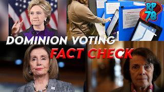 Debunking Dominion Voting Fact Check, Major Win In Pennsylvania