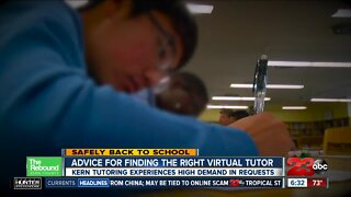 Safely Back to School: Advice for finding the right virtual tutor