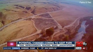 Potential changes coming to Hart Park