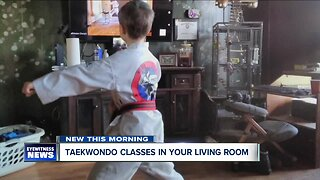 Master Chong's Worldclass Taekowndo offering classes online