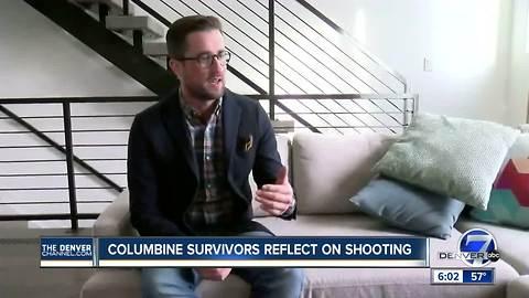 Columbine shooting survivors react to Florida school shooting