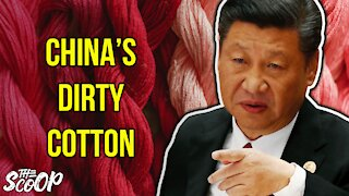 Shocking Evidence Reveals That China Is Using Muslim Slaves To Pick Cotton