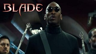 Blade Reboot Will Use Writer From HBO's Watchmen Series