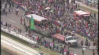 Gasparilla parades postponed until April due to COVID-19
