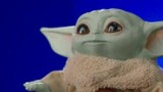 Baby Yoda Talking Plush - Official Teaser