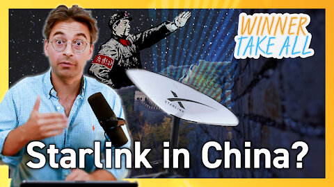 Will Elon Musk's Starlink 📡 Break China's Great Firewall? 🛰️