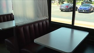 Restaurants taking precautions while reopening doors to dine-in customers