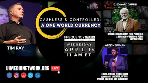 Cashless and Controlled: A One World Currency