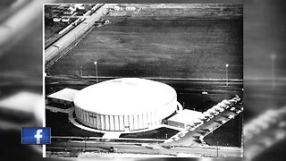 Saying good-bye to Brown County Veterans Memorial Arena