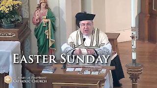 Fr. John Zuhlsdorf's Sermon for Easter Sunday, April 4, 2021 (TLM)
