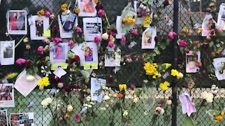 Wall of missing people grows on Monday