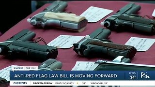 Anti-Red Flag Law Bill Is Moving Forward