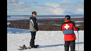 Keith Snowboarding