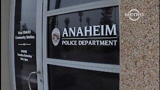 TMN   1ST AMENDMENT AUDIT – Anaheim Police Department