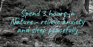 3 Hours of Meditation music, nature sounds and beautiful scenery