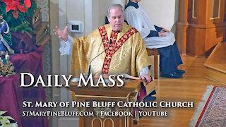 Sermon for Thursday Jan. 7, 2021