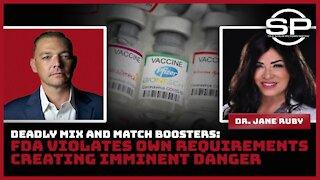 "FDA Announces ""Mix & Match"" Boosters: DEATH COCKTAIL For Masses!"