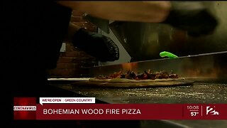 We're Open Green Country: Bohemian Wood Fire Pizza Continues Cooking for Customers