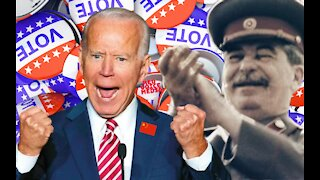 """Biden Channels His Inner Stalin: """"It's about who gets to count the vote."""""""