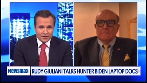 """Bannon and Giuliani """"Political Operatives"""" Further Solidify the Future of the HB Laptop Story."""