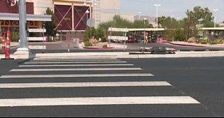 Boulder Highway pedestrian safety project underway in Las Vegas