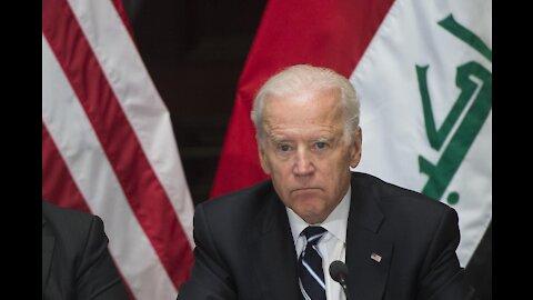 """""""Mis amigos están muertos por culpa de sus políticas"""": Veterano de guerra ENFRENTÓ a Biden"""