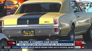 Cruisin' for Charity continues