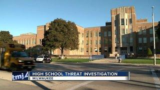 Milwaukee Pulaski High School threat unsubstantiated