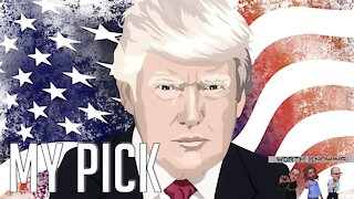 Worthy Minute - Special Edition - My pick for President