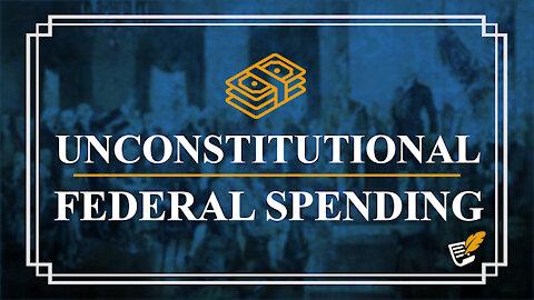 Shocking $2 Trillion Infrastructure Plan | Constitution Corner