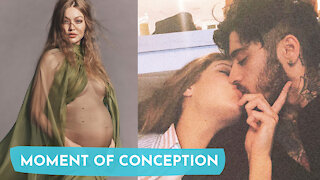 Gigi Hadid Accidently REVEALS Exact Date Her And Zayn Malik Conceived Their Baby!