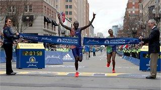 Lawrence Cherono Wins Boston Marathon In Wild Finish