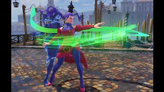 Rose arrives in Street Fighter V