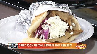 Las Vegas' 47th Annual Greek Food Festival Returns