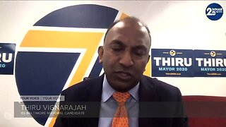 Baltimore Mayoral candidate Thiru Vignarajah on working relationship with State's Attorney Marilyn Mosby