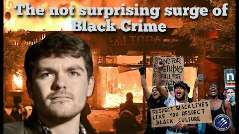Nick Fuentes || The, not, surprising, surge of Black crime