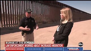 Border Sheriff: Biden's Message Is That The Border Is Open
