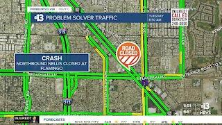 Morning traffic report Oct. 13, 2020