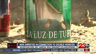 Man arrested for double murder