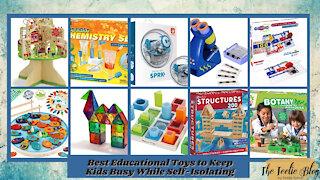 The Teelie Blog | Best Educational Toys to Keep Kids Busy While Self-Isolating | Teelie Turner