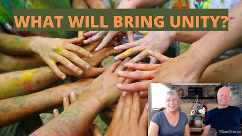 WHAT WILL BRING UNITY?
